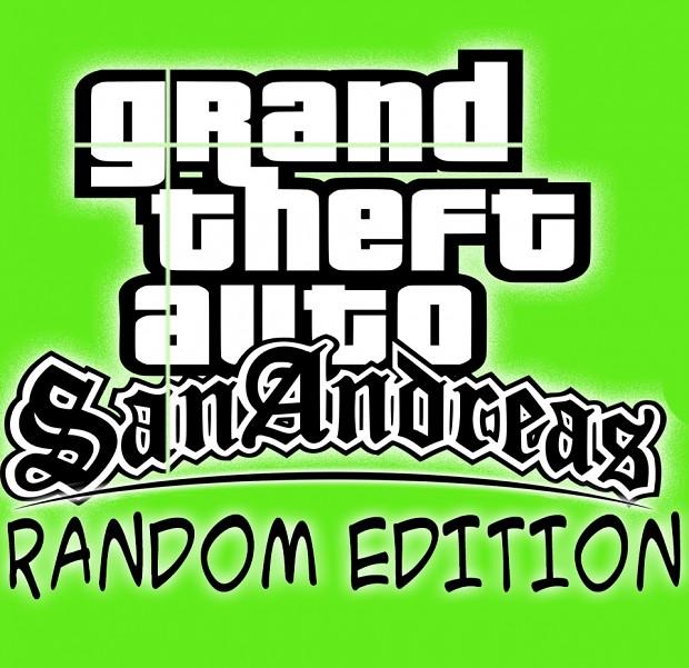 GTA Random Edition first mod pack