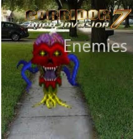 QCDE--Corridor 7 Enemies V1.0.1