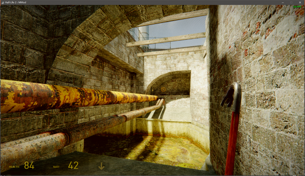 Enhanced HDR for Source engine games
