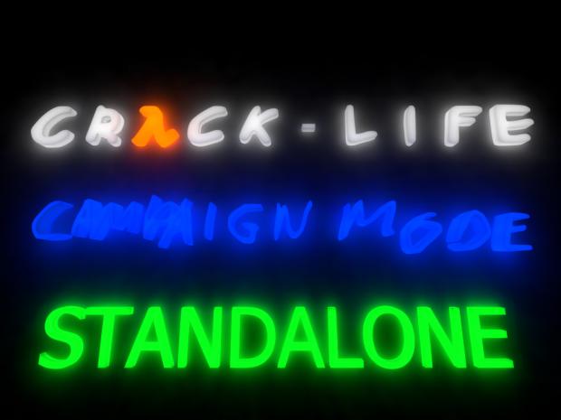 Crack-Life: Campaign Mode Remake V1 Standalone