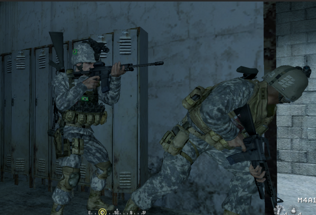 Brazilian Armed forces mod call of duty 4 by the survivalist (UPDATED)