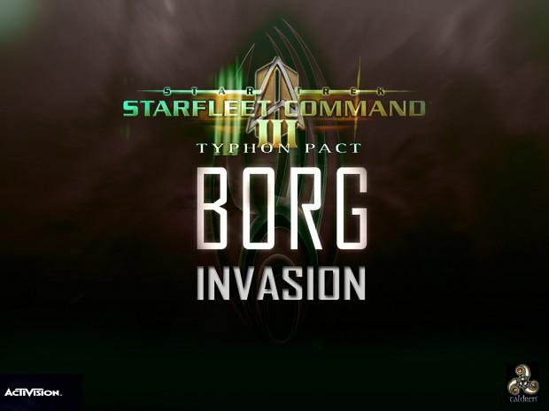 SFCIII Typhon Pact - Borg Invasion + Bonus