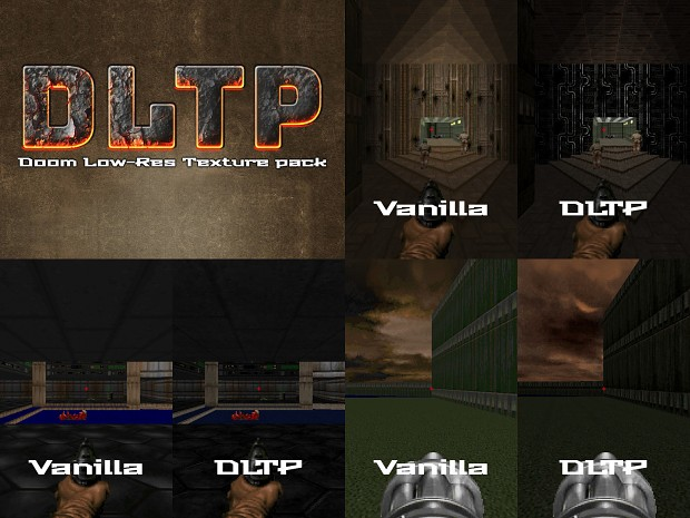 Addon Files Rss Feed Doom Ii Mod Db Enhanced 640x400 display resolution, with the original 320x200 resolution still available in the high resolution rendering: addon files rss feed doom ii mod db