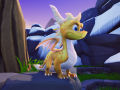 Golden Boi Spyro