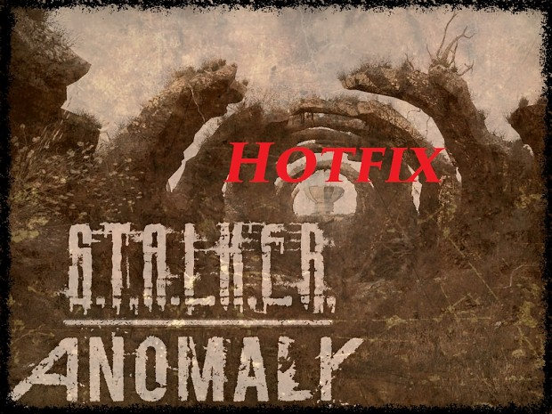 T.H.A.P Anomaly 3.0 pack hotfix