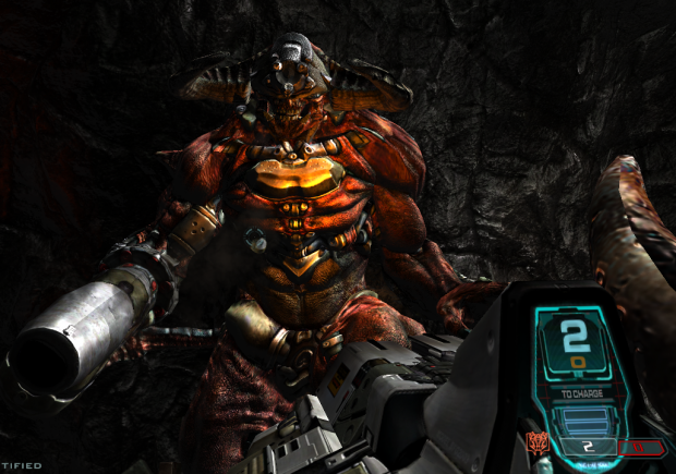 Doom 3 BFG Hi-Def resource Edition