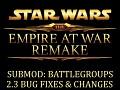 Submod: Empire at War Remake - Battlegroups