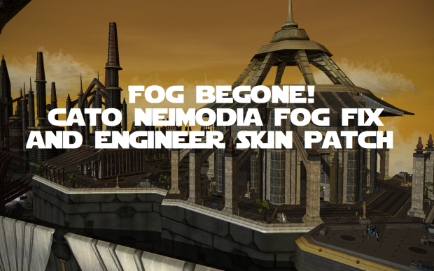 BF3 Legacy: Cato Neimodia Fog Fix and Skin Update
