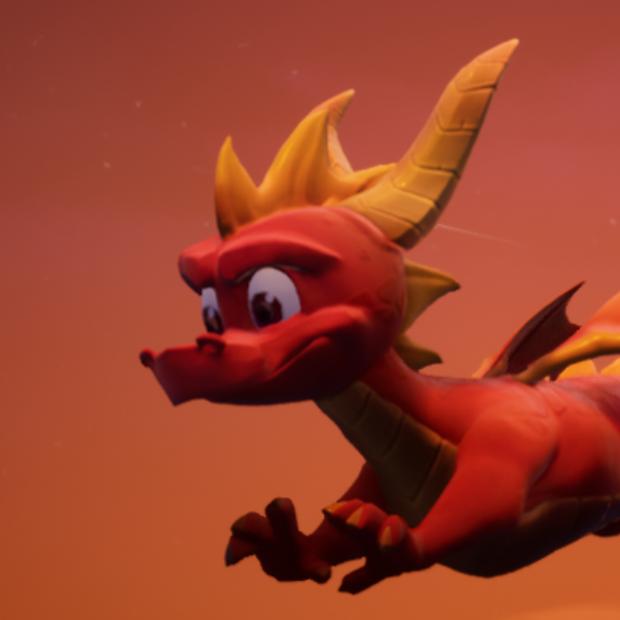 Flame The Dragon