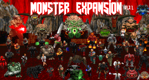 BD21 XVME 1.3.1 brutal doom 21 monsters addon /// UPDATE #75_23.11.20
