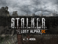 S.T.A.L.K.E.R. Lost Alpha v1.4006 DC unoff Patch v1.5