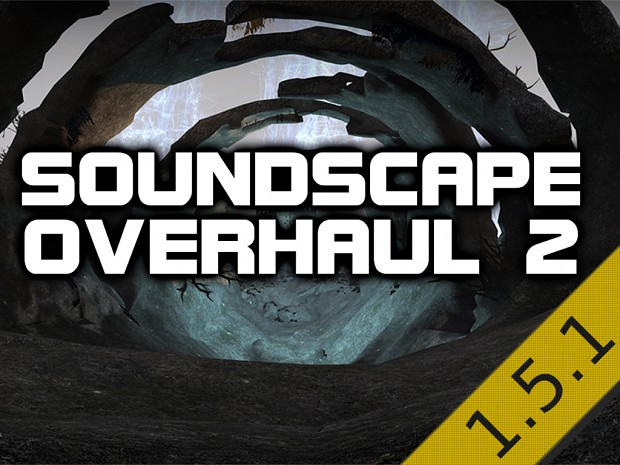 Soundscape Overhaul 3.0 for 1.5.1