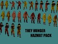 They Hunger Hazmats   SD UD Pack