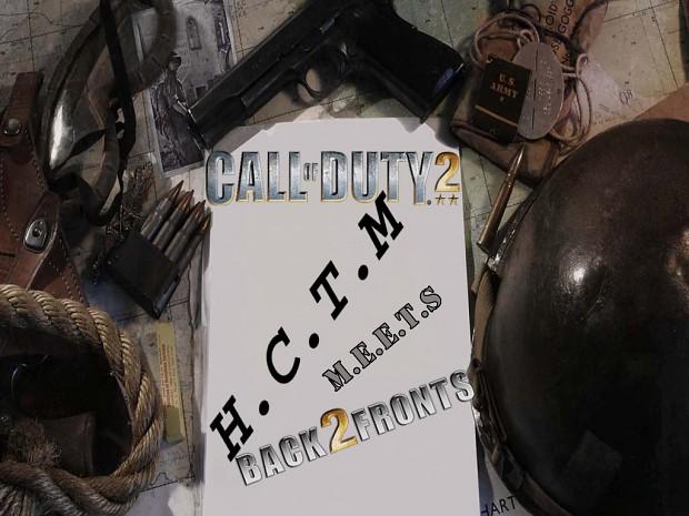 Hard Core Tactical Mod meets Back2Fronts