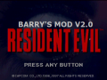 Resident Evil - Barry's Mod (Nightmare Mode)
