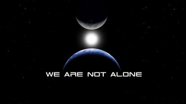 We Are Not Alone - Hand-made translation included!