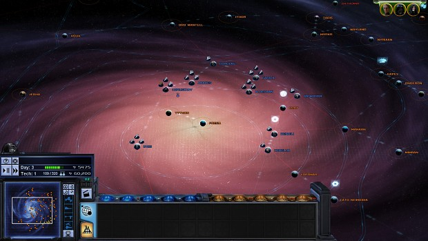 New Galaxy Map Add-on for Remake 2.3