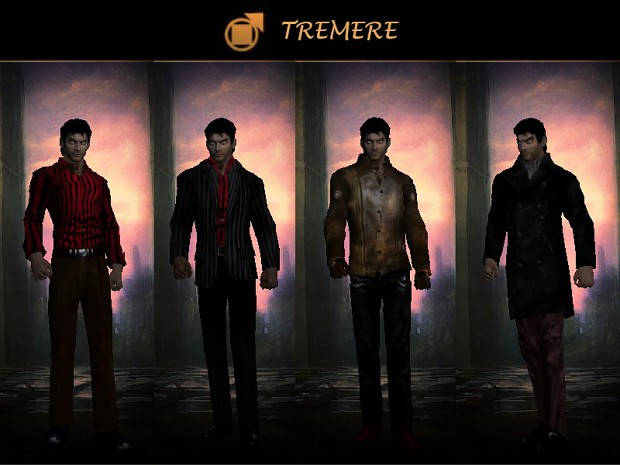 vampire tremere vintage by Marius217