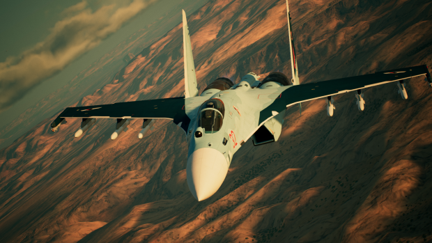 Su-35S Galm-1 Broken Mirror