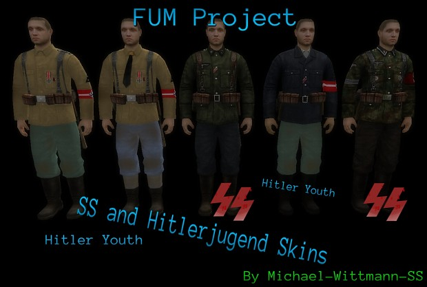 Few Units Mod (FUM)(Men of War Assault Squad)