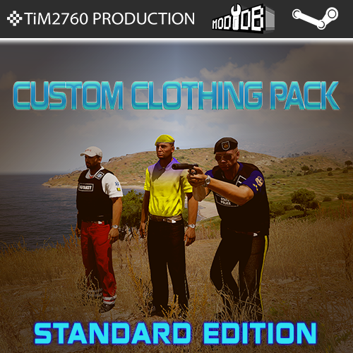 Custom Clothing Pack: Standard Edition (2.75)