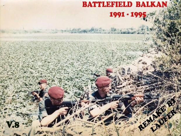 Battlefield Balkan 1991-95 v.8 - Patch #4