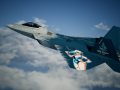 F-22A -Mobius Gijinka-