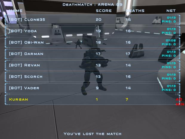 BOTS Republic Commando DM Ren