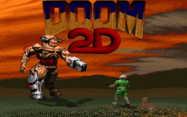 Doom 2d (DOS)