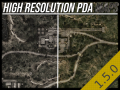 High Resolution Maps V1.3