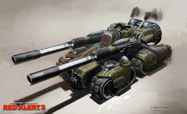 RA3 Epic War 1.1