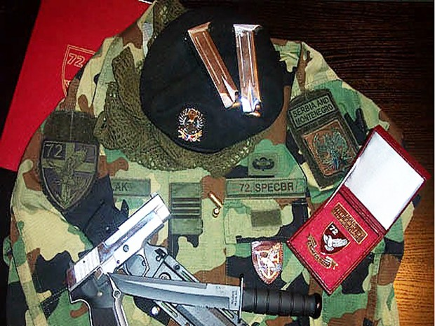 Serbian Special Units 1998-1999 - UPDATED MOD - PATCH