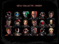 New Galactic Order