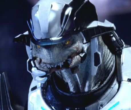Halo Elite Voice Pack
