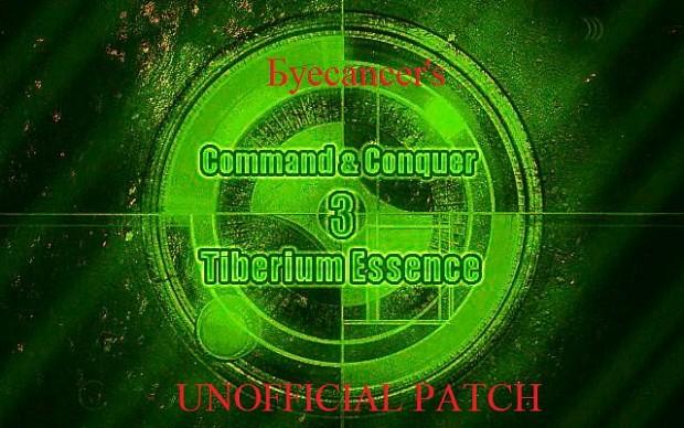 Tiberium Essence 1.6 Patch (Unofficial) Final Version!