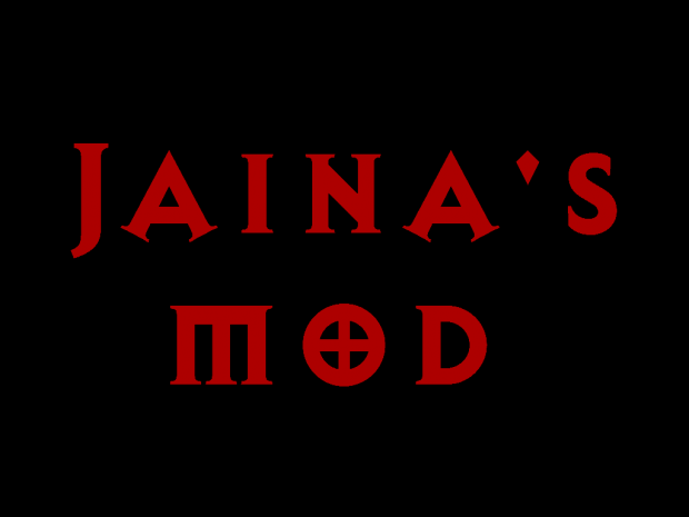 Jaina's Mod v1.0 (for Diablo II 1.13c) (without MultiRes) (works on Windows 7)