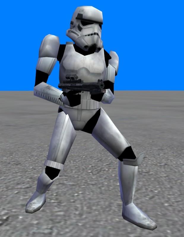 Battlefront 2 Stormtrooper