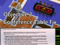 Objective 2 Conference Table Fix