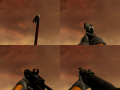 MMod 1.0 Weapon Animations for MMod 1.3
