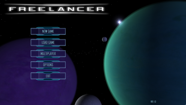 Alternate Menu Screen Pack
