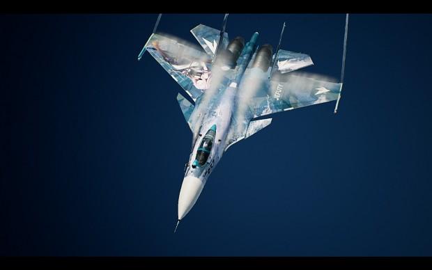 Su-33 [BAKERY GIRL]