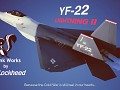 YF-22 skins for the F-22A