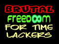 Brutal FreeDOOM For Time Lackers (BFFTL)