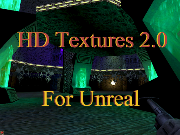 Unreal227 HD Texture Pack 2.0