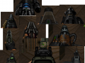 Project Brutality 2.03 Sprite Replacements for MBD 2.0