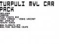 (Updated) (MVL) Turpuli MVL Vehicle Pack v2