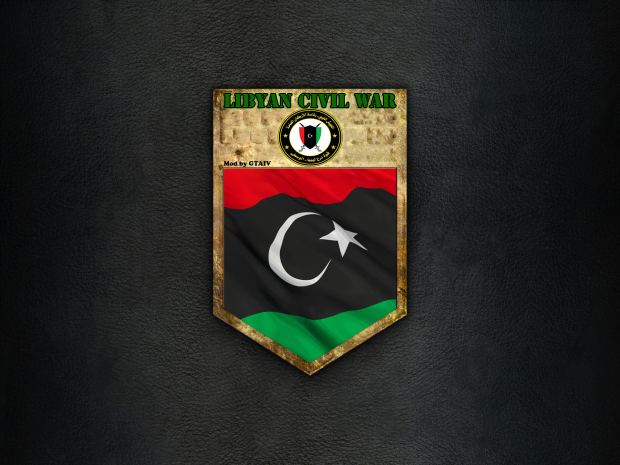 Libyan Civil War Mod 1.2