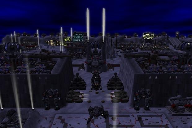 USA Cybernetic Missions 1&2