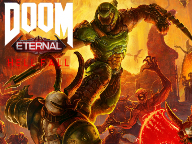 DOOM Eternal Hellfall v1.5.0