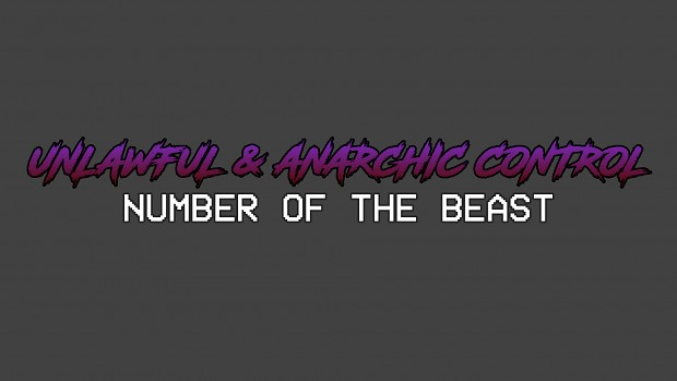 Number Of The Beast DEMO